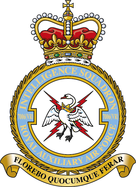 7006 Squadron RAuxAF (With images) Royal air force, Air