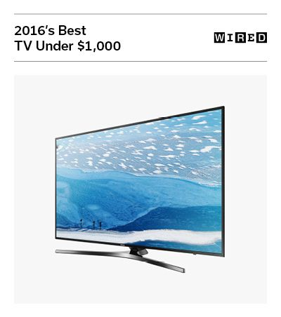Best TV Under $1,000: Samsung UN55KU7000 | 55 inch tvs