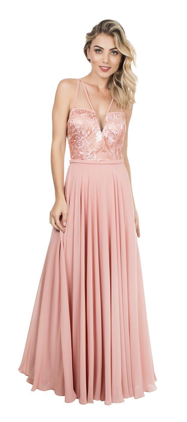 18 vestidos para madrinhas e formandas   Pinterest   Vestiditos ...