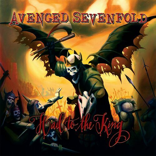 Download Avenged Sevenfold Album Hail To The King 2013