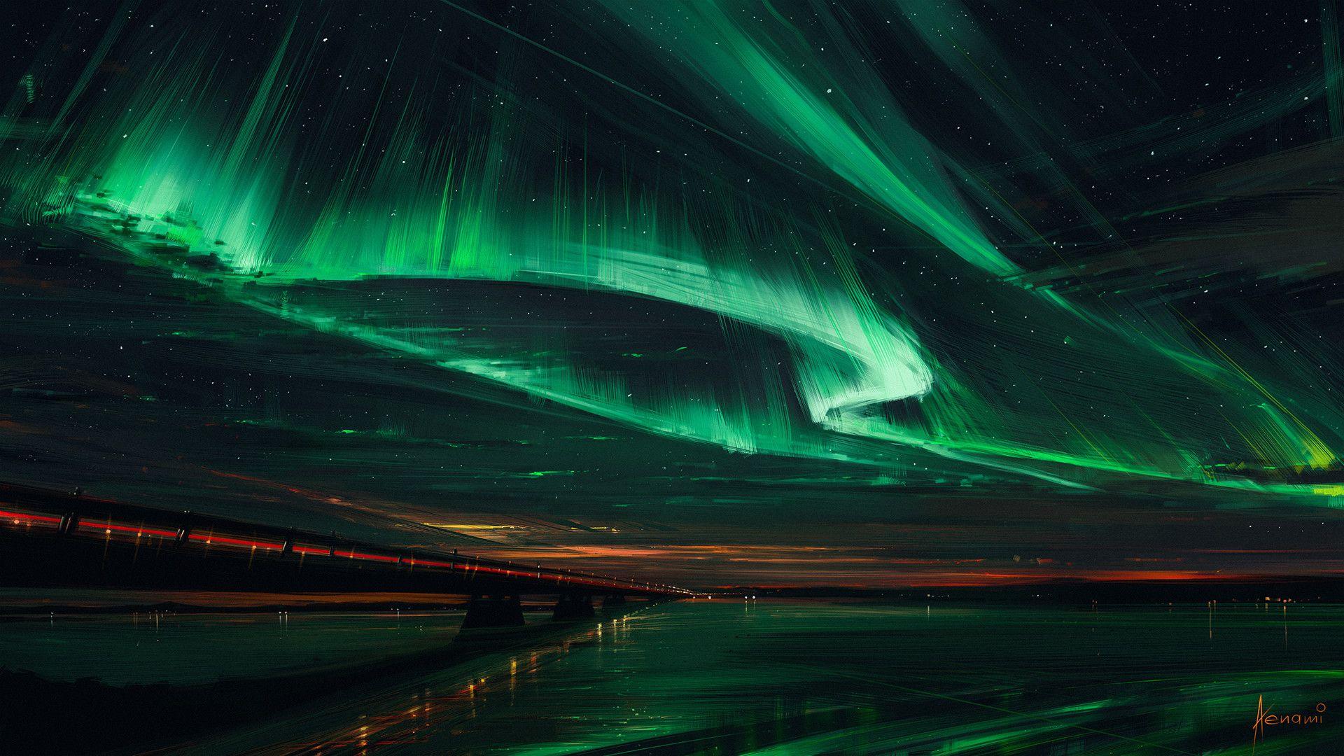Northern Lights Activity 2017