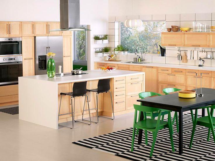 Birch Kitchen Cabinets Flatonia Vfds New Birch Kitchen Cabinets Bjorket  Kitchen With Glass Tile Google Search