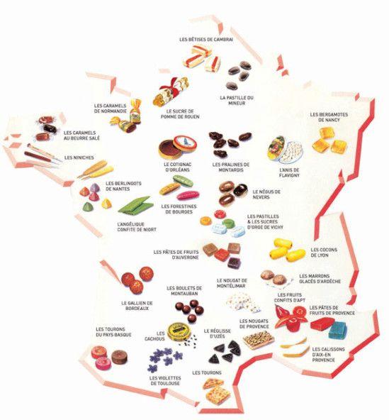 Les nougats selon la l gende cette confiserie la plus populaire doit son nom l 39 expression - Cours de cuisine vichy ...