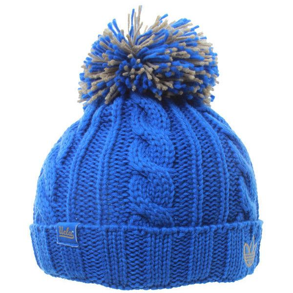 0f153400bf3 UCLA Bruins adidas Women s Original Knit Beanie with Pom – True Blue  (15.640 CLP)