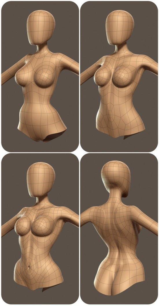 3D, 포트폴리오 : 네이버 블로그