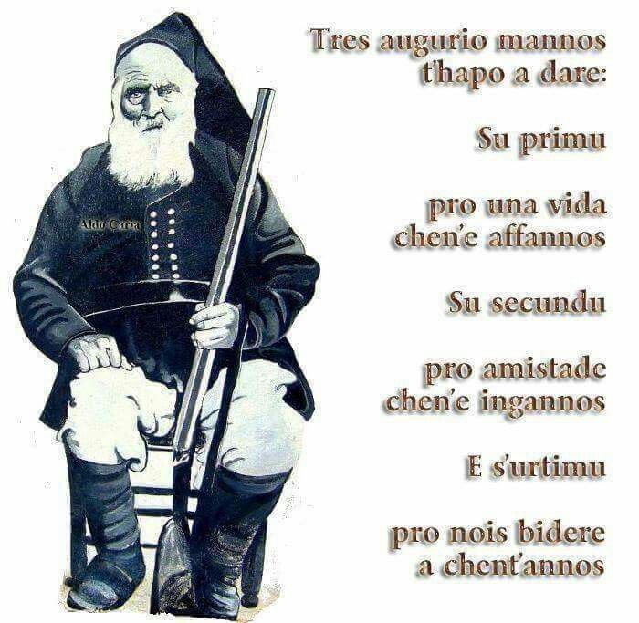 Auguri Di Natale In Sardo Campidanese.Auguri In Sardo Citazioni Nel 2019 Sardinia Birthday Wishes E
