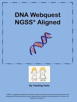 Protein Synthesis Webquest (NGSS* Aligned) | Life science ...