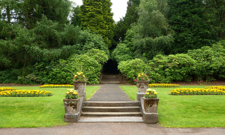 Roukenglen Gardens Glasgow 2 Glen Park Glasgow Park