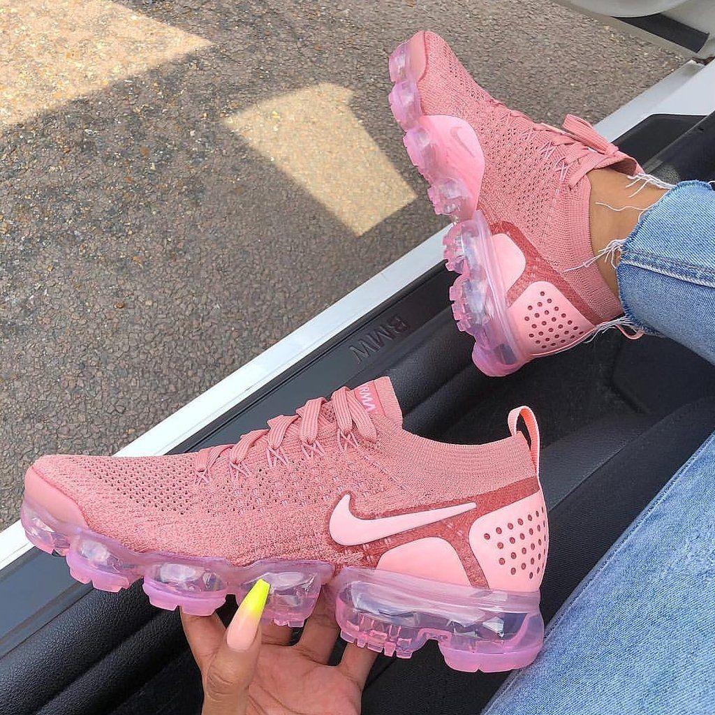 Vapormax PINK | Zapatos nike mujer, Zapatos nike, Zapatos