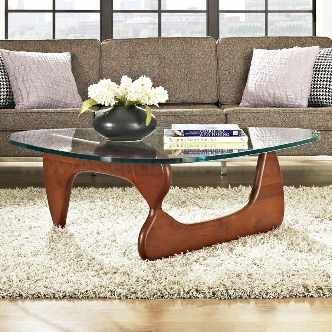 Mesa Do Designer Americano Isamu Noguchi 1944 Este Designer Manteve Sua Arte Direcionada A Escultura Do Que Propriamente O Proprio Coffee Table Decor Table [ 1080 x 1080 Pixel ]