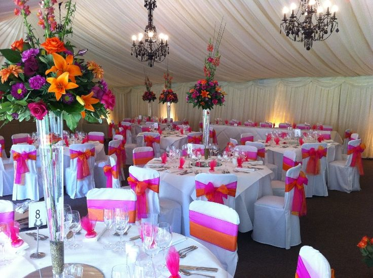 wedding venue decorators and decoration suppliers in the uk the