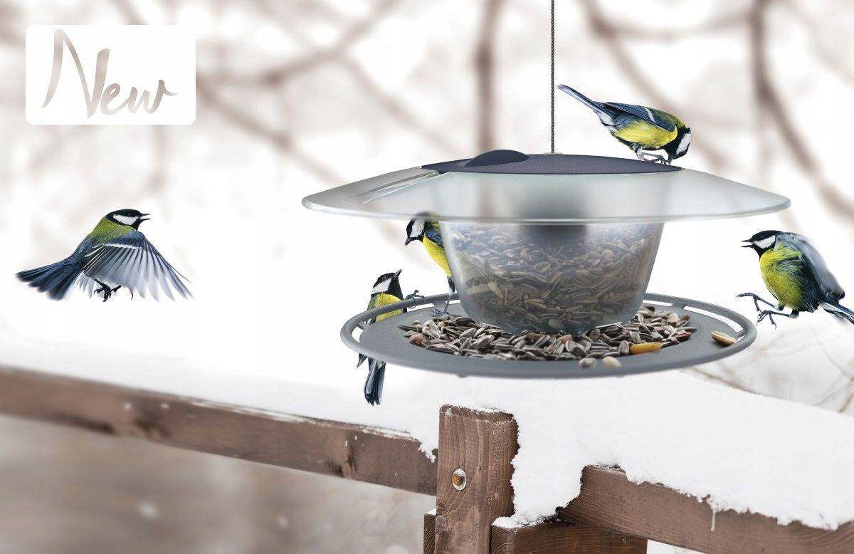 Karmnik Dla Ptakow Zimujacych Domek Budka Ibfr 7673228935 Oficjalne Archiwum Allegro Outdoor Decor Bird Feeders Bird