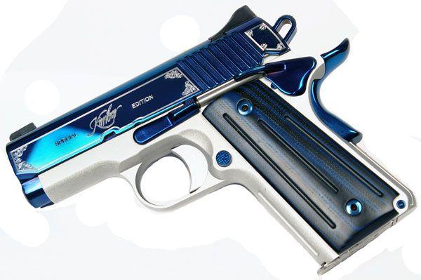 Kimber Sapphire Ultra II 9mm | guns | Hand guns, Guns, ammo
