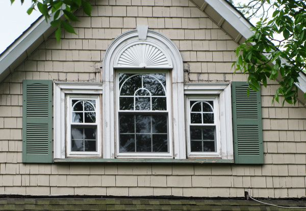 Victorian Window Design? NO - this is some of the worst designed ...