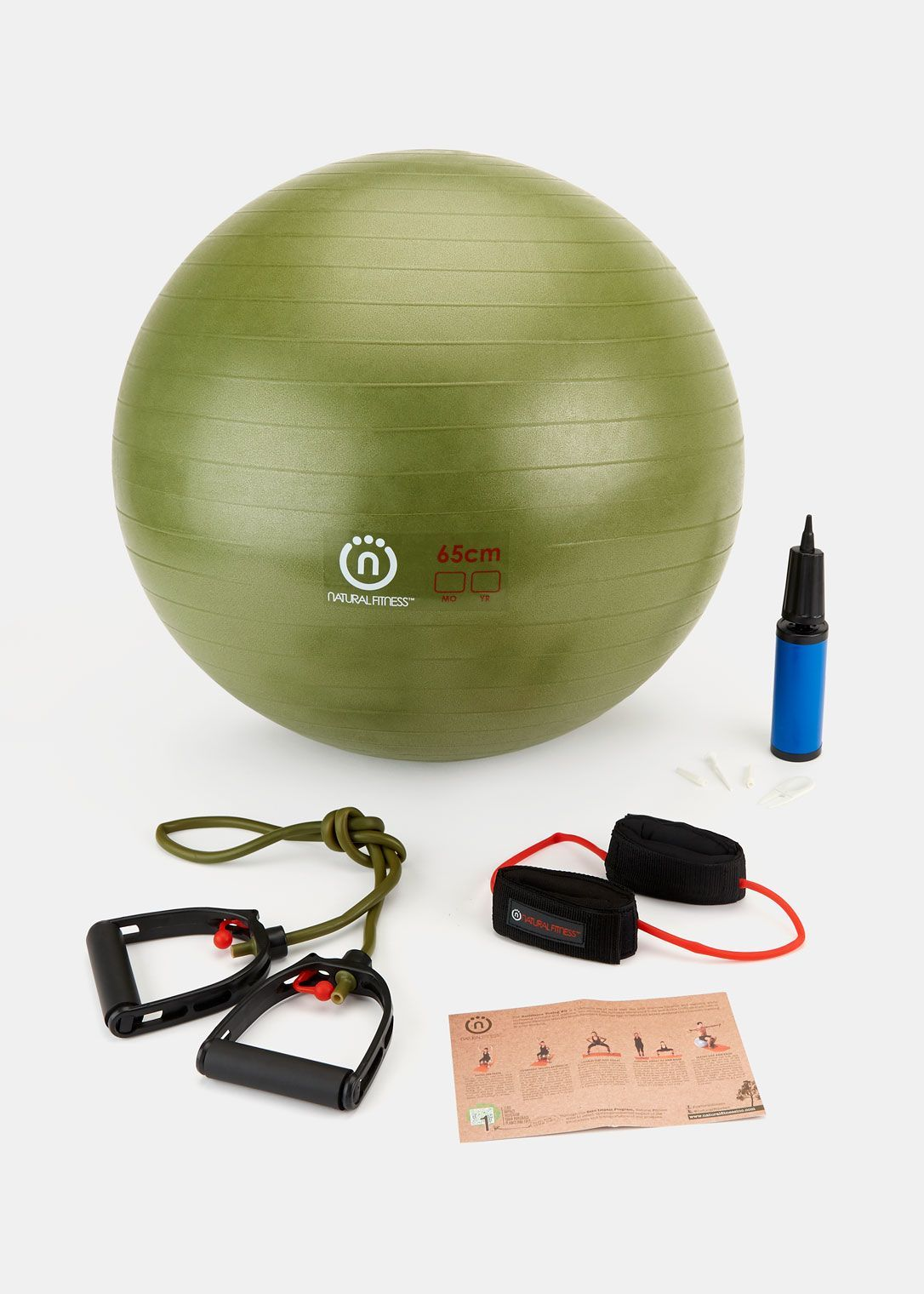 At-Home Resistance Toning Kit from Rodale's. #fitness #toning #ecofriendly