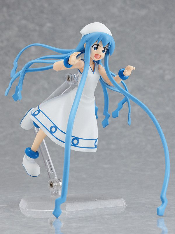 figma figures   ... Figure: Figma Ika Musume   Anime + Game + Figure @Melissa Squires Bragg Trenholm-Anime.com
