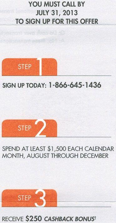 Discover Credit Card 250 Cash Back Bonus Offer Expires July 31