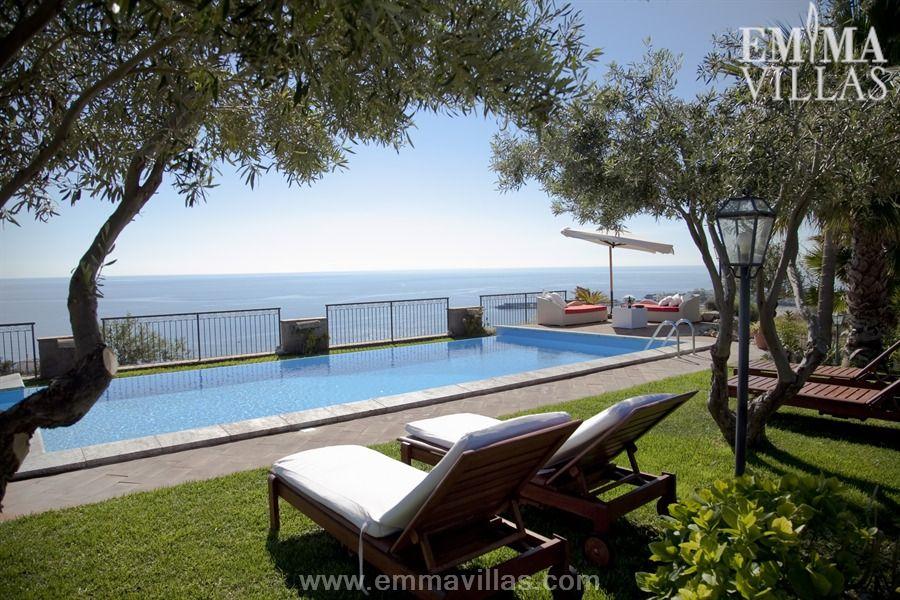 Rent Villa Villa Alba 10 at Giardini Naxos/Taormina