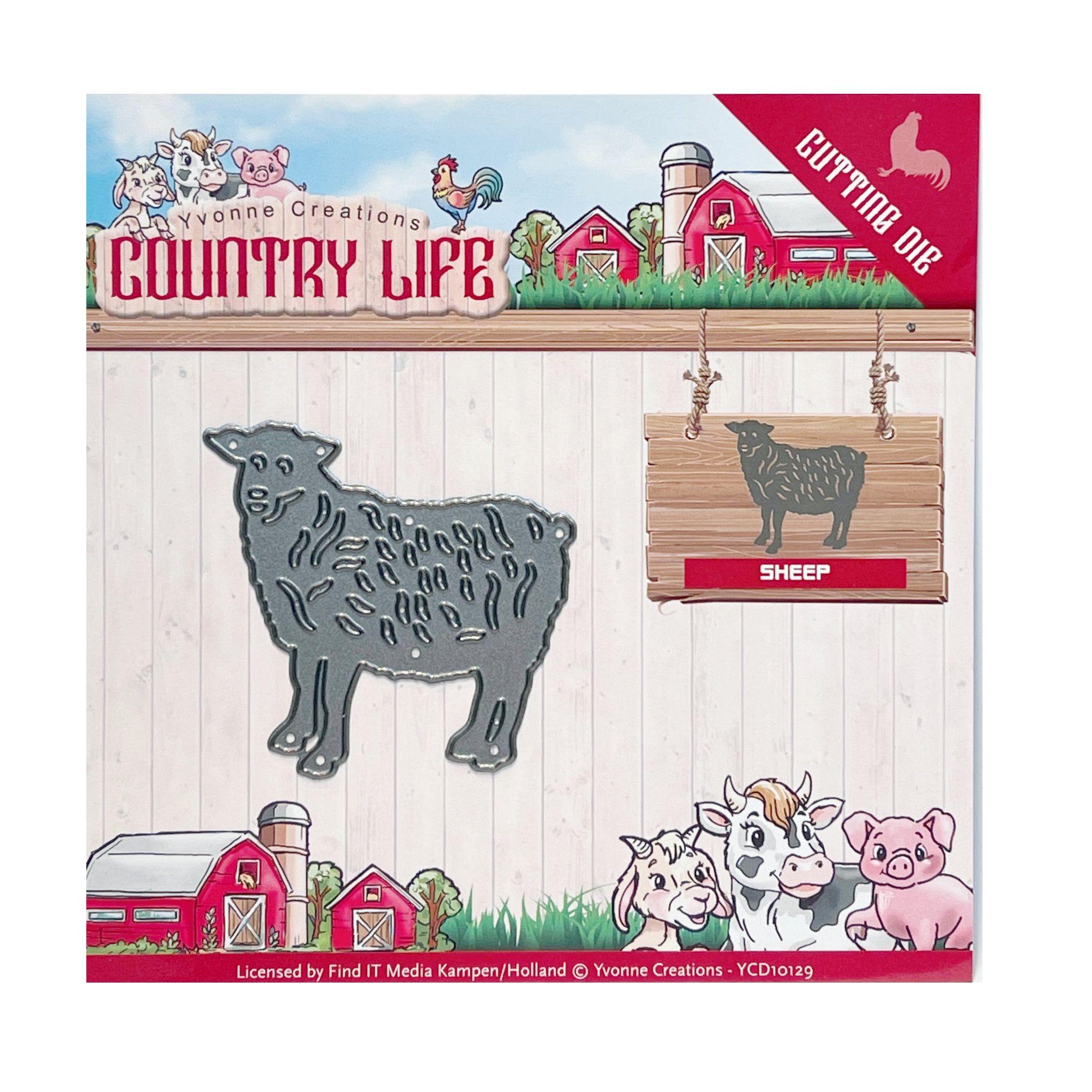 Cow Metal Cutting Dies Animal Die Cuts for Card Making Scrapbooking Kids DIY Christmas Craft Dies