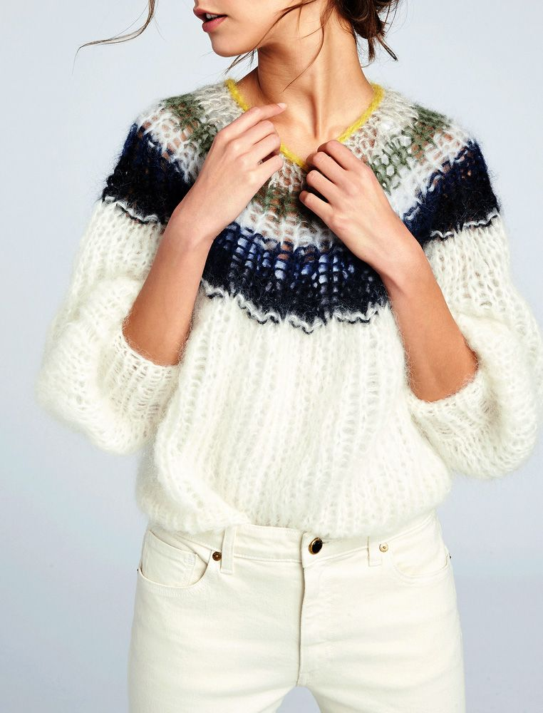 MUST HAVE: See the MOHAIR BIG SWEATERES for autumnwinter