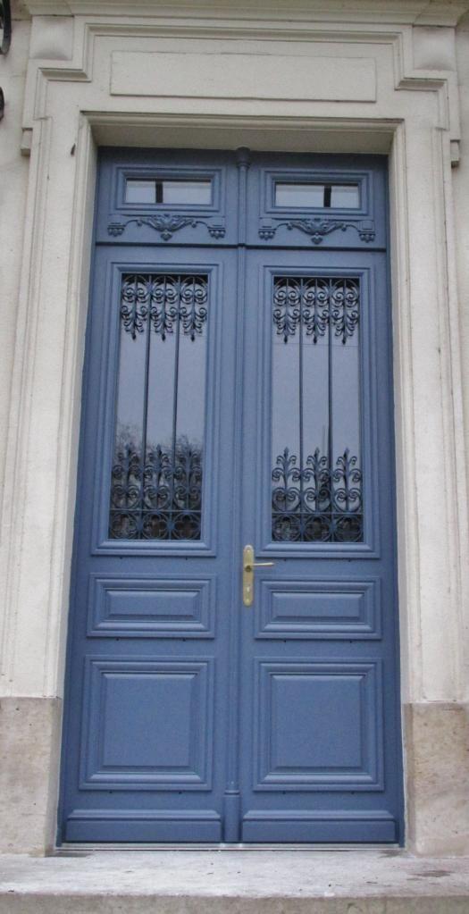 Porte double vantaux 18ème doors Pinterest Doors and House