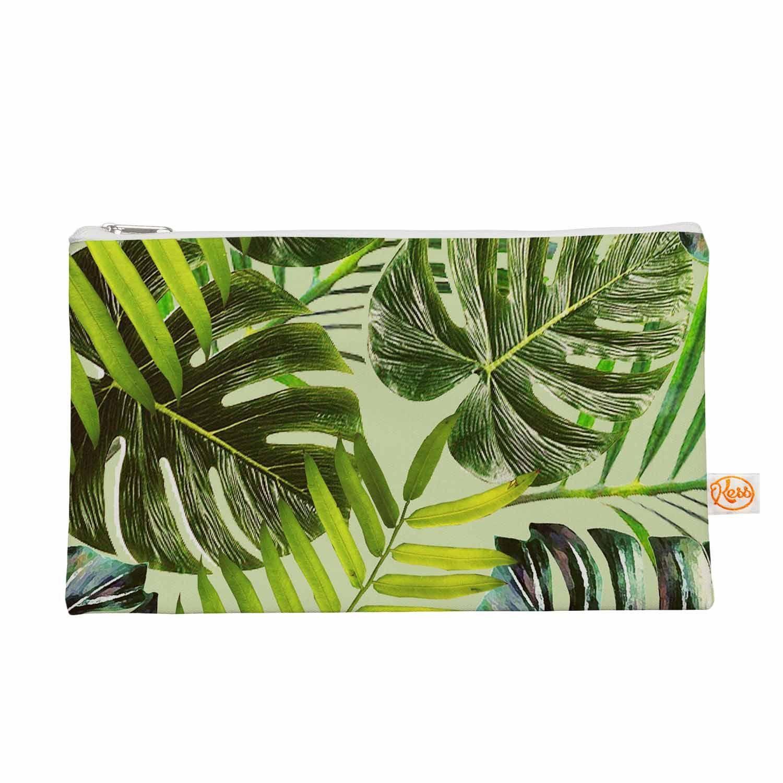 "Alison Coxon ""Jungle Green"" Green Yellow Everything Bag - KESS InHouse  - 1"