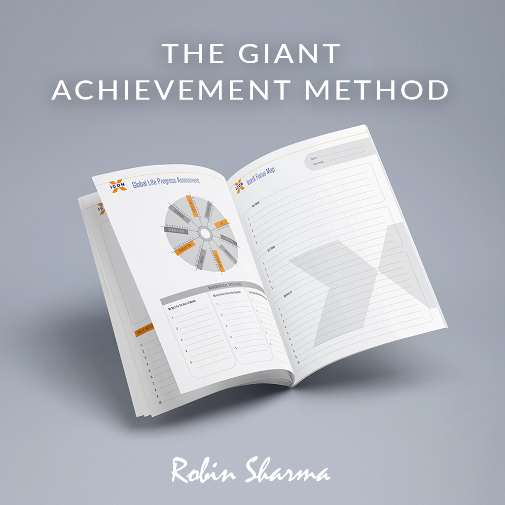 The Giant Achievement Method And Free Worksheet