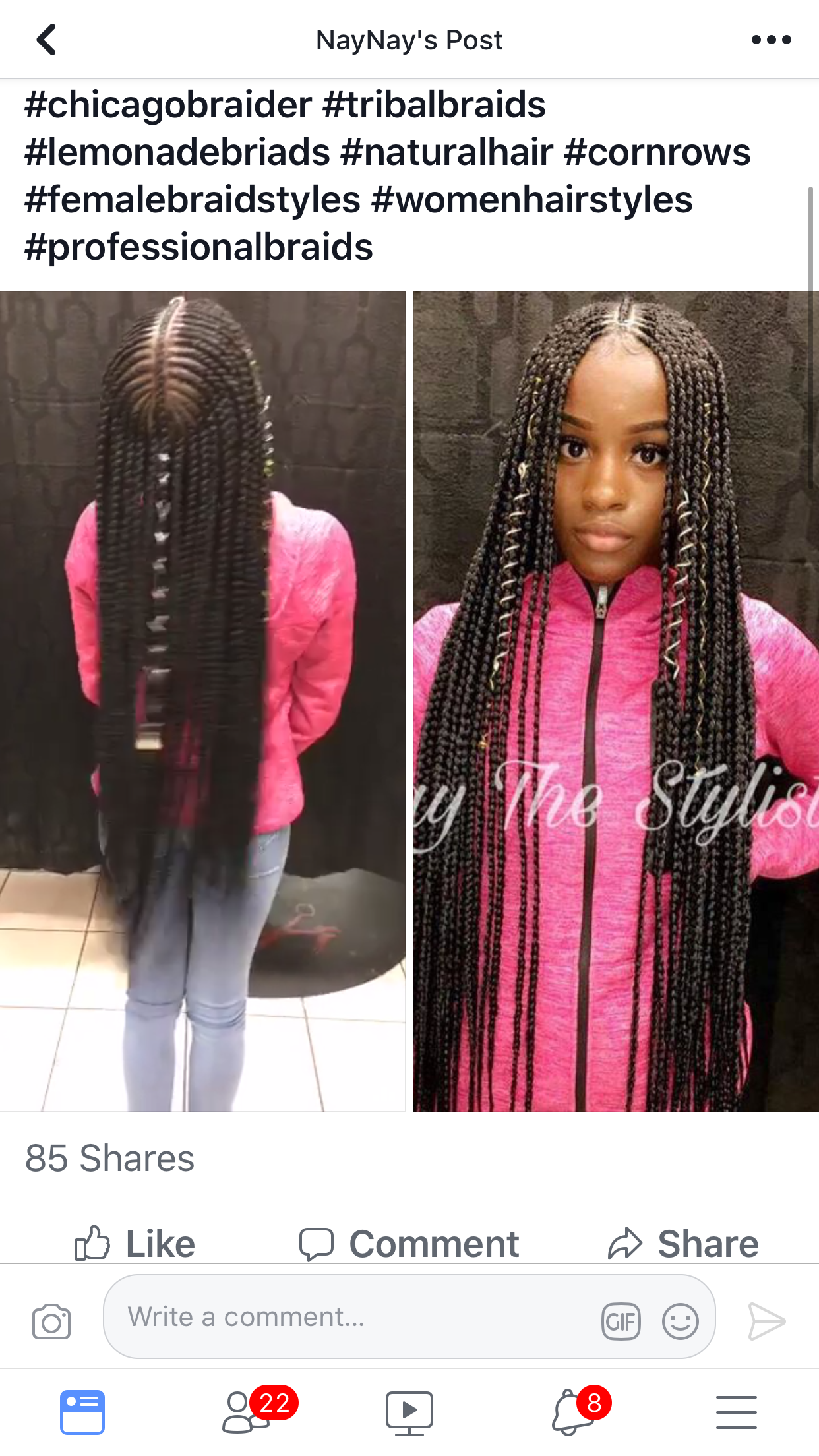 Pinterest Jalissalyons Braids Amp Feed Ins In 2019 Hair