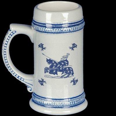 Blue Dutch Knight Vintage