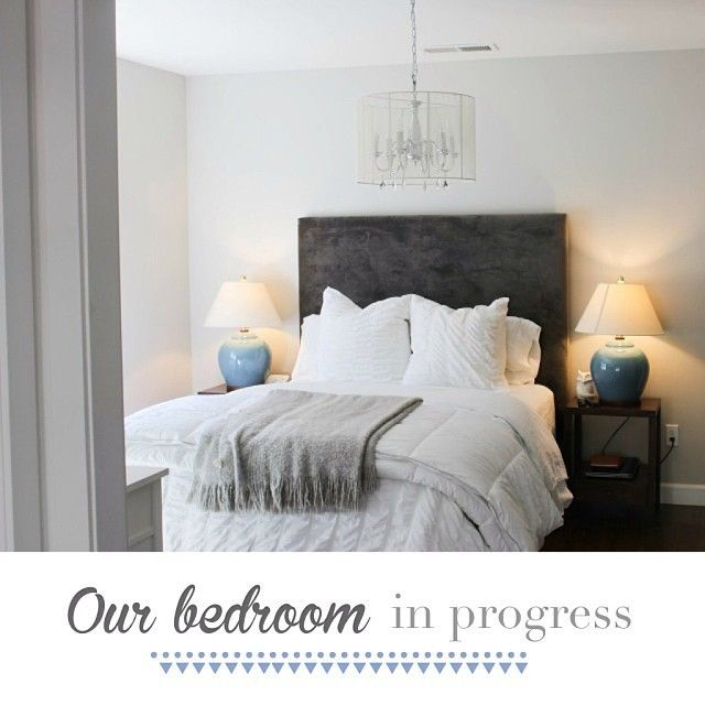 On the blog today, sharing our master bedroom in progress #masterbedroom #interiordesign #style #chiclittlehouse