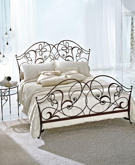 CIACCI creaciones artísticas | ღ❤ Iron Headboard Bed ღ ...