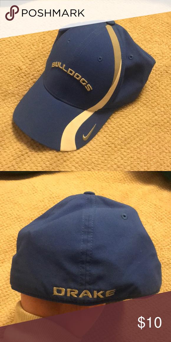 dfd4addb463cd Nike baseball cap Drake Bulldogs Nike baseball cap Nike Accessories Hats
