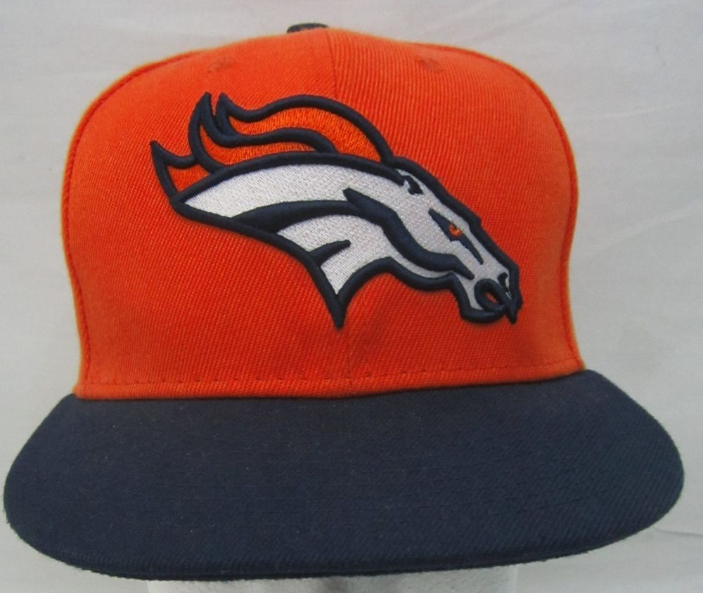 denver broncos new era nfl on field 59fifty baseball cap