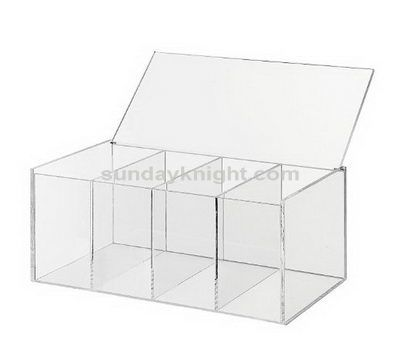 Clear Acrylic Boxes With Hinged Lids Acrylic Box And Display Case