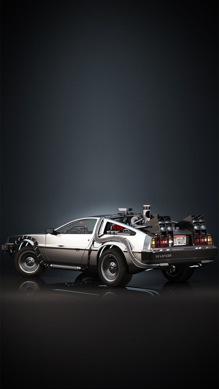 Movie Wallpapers Hd And Widescreen Back To The Future Movie Wallpaper Http Www Fabuloussavers Future Wallpaper Back To The Future Back To The Future Tattoo
