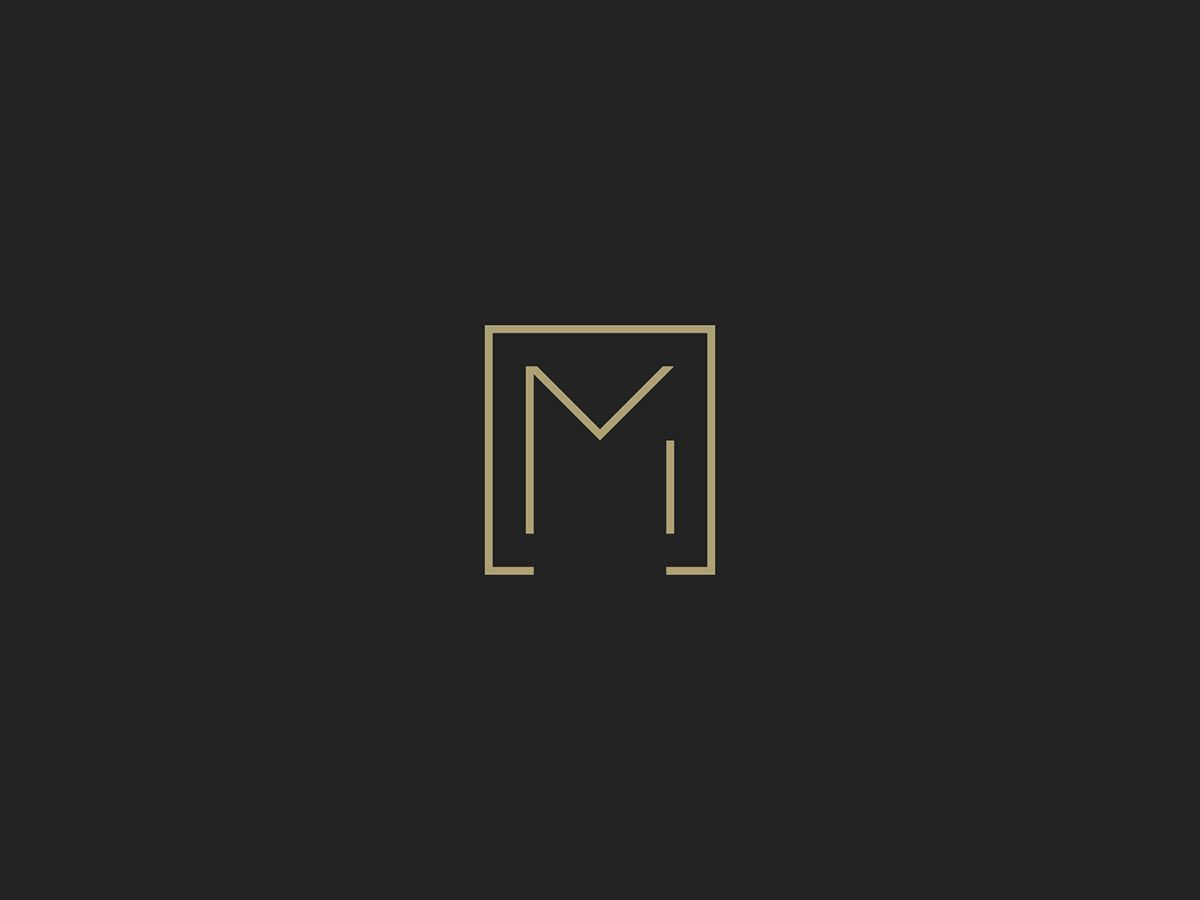 motifo interior design architect branding website on behance - Interior Design Logo Ideas