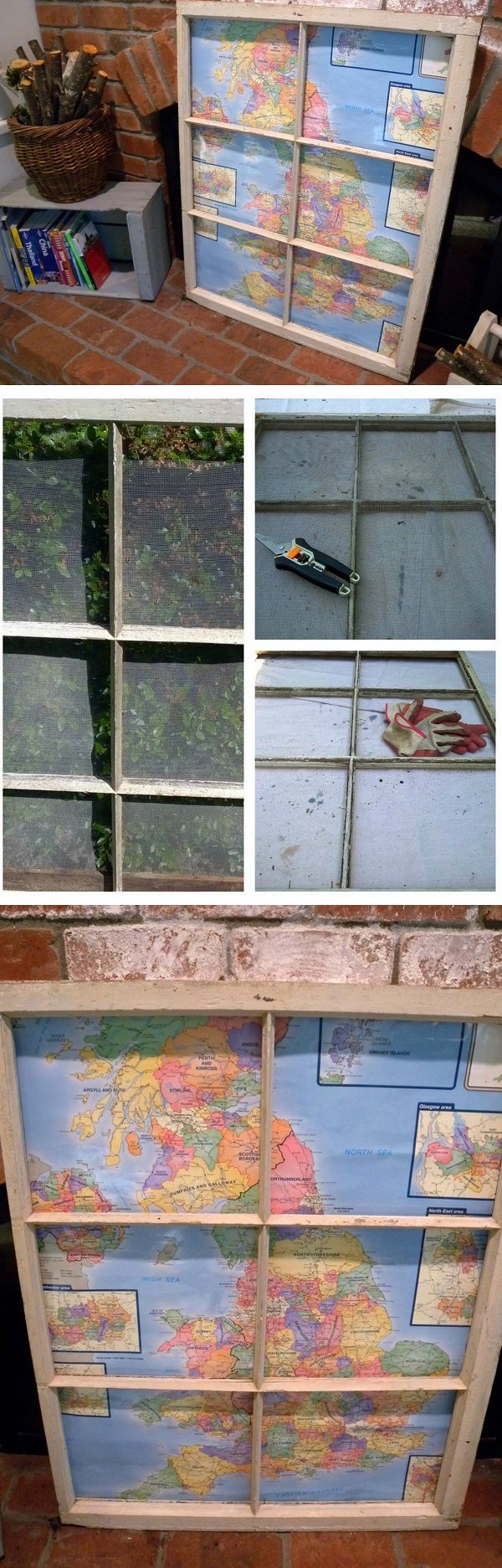 Diy old window decor   diy amazing old window projects  office decorations window and