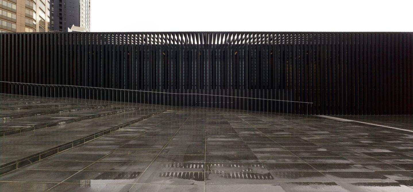 Sean Godsell Architects, Earl Carter · RMIT Design Hub · Divisare