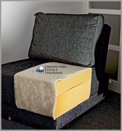 Espuma para o sofá, como escolher ? - Armazém - Tecidos para Decoração - Campinas - SP