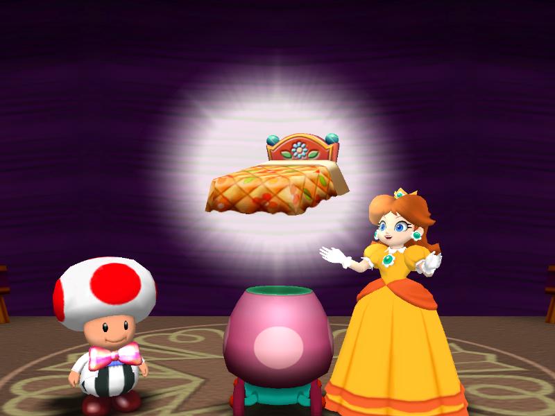 Group of Daisy Mario Party 4