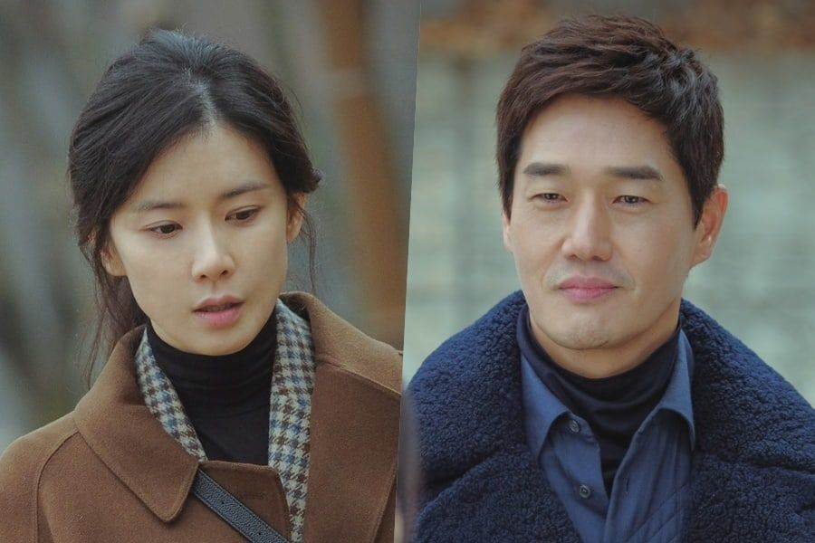 Lee Bo Young And Yoo Ji Tae Share A Fated Encounter In Upcoming tvN Romance Drama