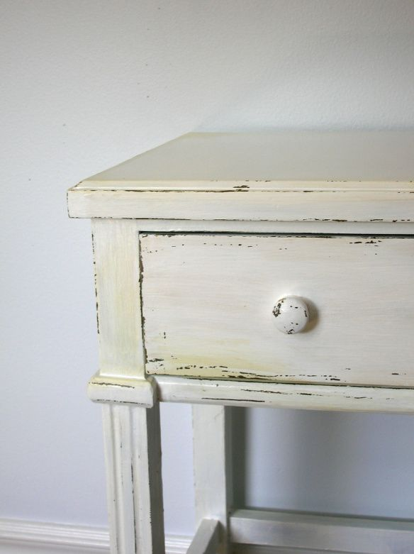 how to antique and distress furniture with paint | movita beaucoup  Distressing/antiquing particle board or fake wood - How To Antique And Distress Furniture With Paint Movita Beaucoup