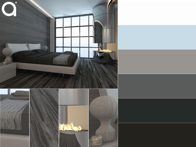 Paleta de color para una habitaci n masculina paleta de for Disenos de cuartos para hombre