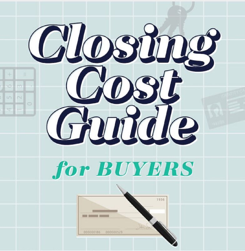 Know before you look closing costs guide for buyers