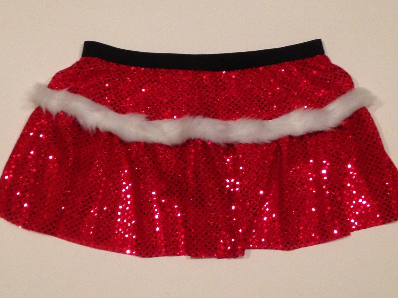 8d65d7bb4290d Santa Running Costume by RockCitySkirts on Etsy, $28.00 | Running ...