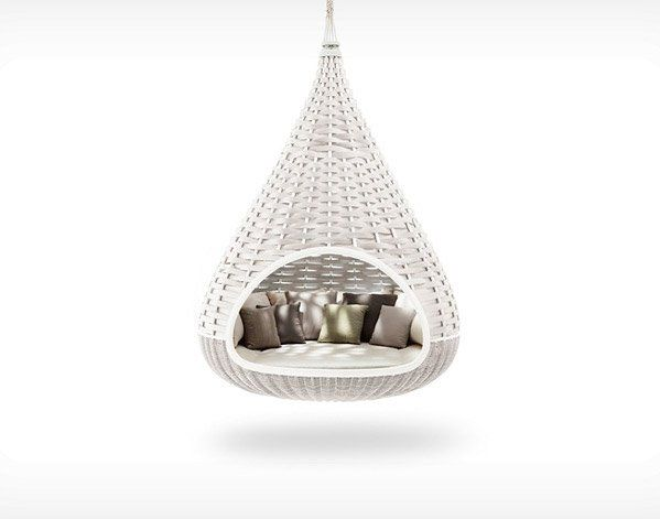 Cool Chairs That Hang From The Ceiling With NestRest Is An ...
