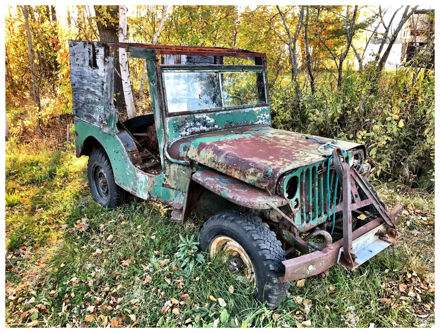 If Only I Had The Time And Money For A Restoration Jeep