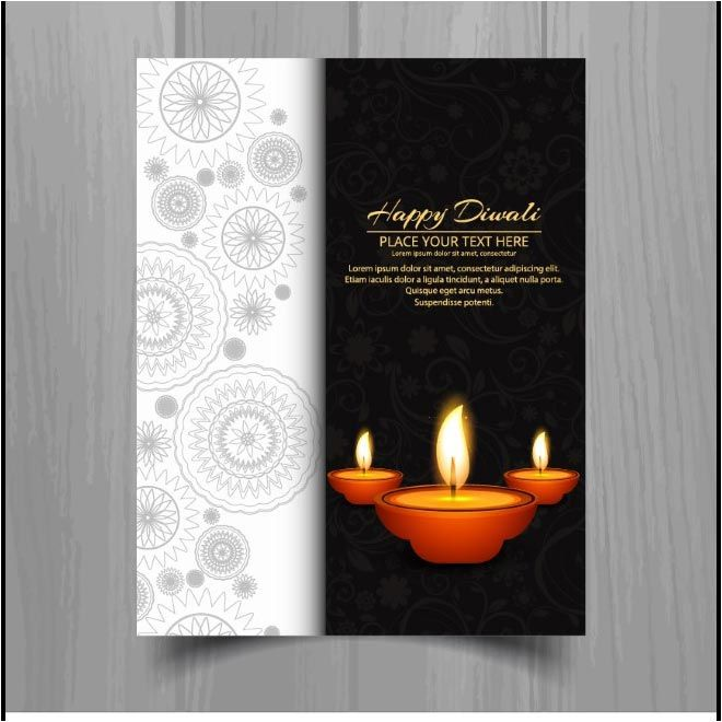happy diwali floral art background flyer template http www