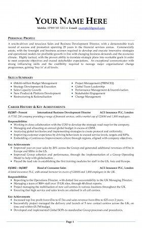 Uk Resume Templates Pinterest Resume examples and Template
