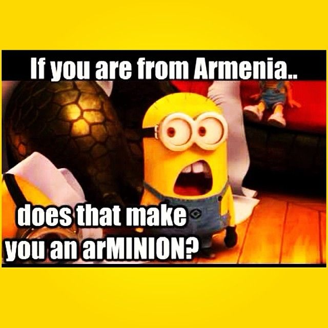I Love This Proud To Be Armenian And An Arminion Funny Images Gallery Armenian Funny